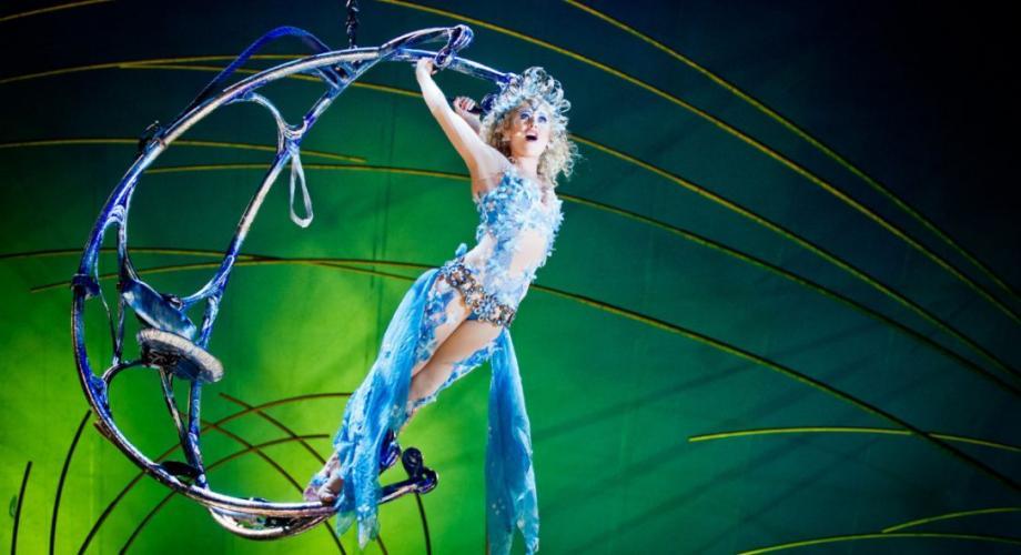 Cirque Du Soleil revine la București în 2017 cu Varekai