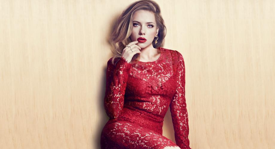 Scarlett Johansson, actrița cu cele mai mari încasări în 2016