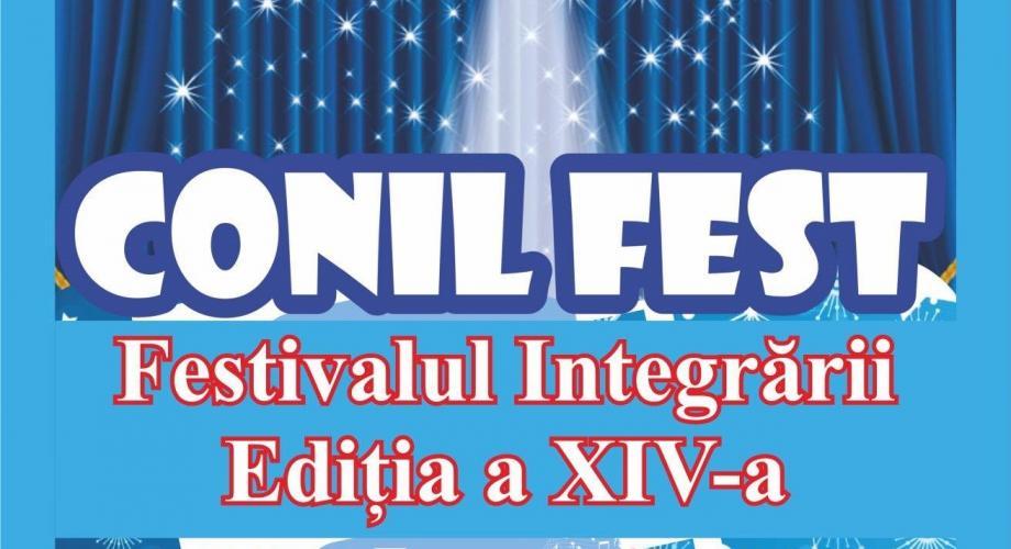 CONIL Fest: Festivalul Integrării la Palatul Copiilor