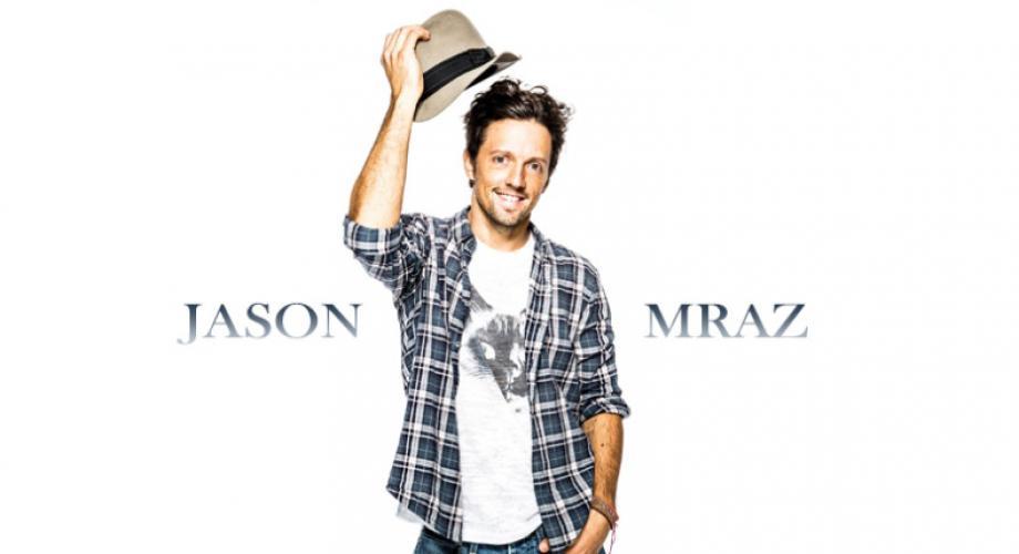 Jason Mraz concertează la București în martie