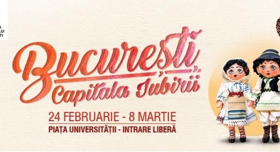 București, capitala iubirii
