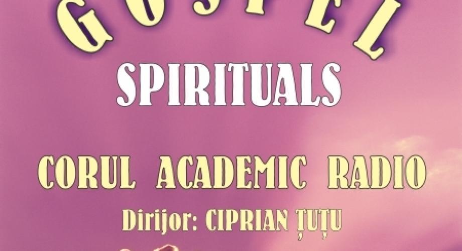 Muzică gospel, la Sala Radio