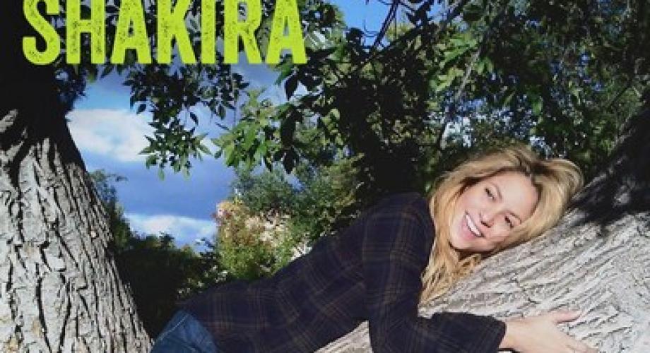 "Shakira - ""Me Enamore"" (Audio)"