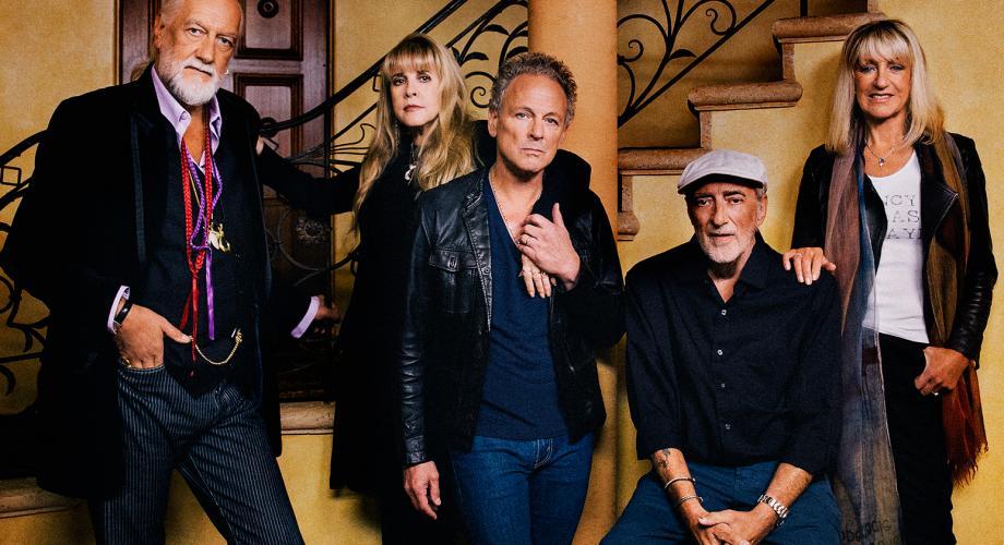 Trupa Fleetwood Mac lansează un nou album, după 14 de ani de pauză