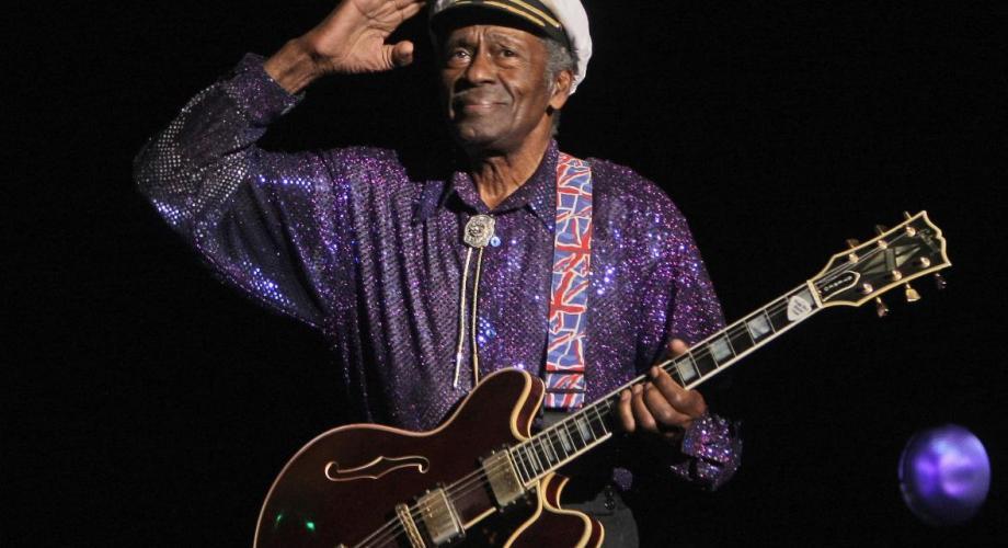 Chuck Berry - Big Boys (Video)
