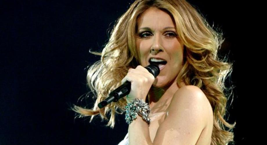 Celine Dion - artista ce nu se lasã înfrântã