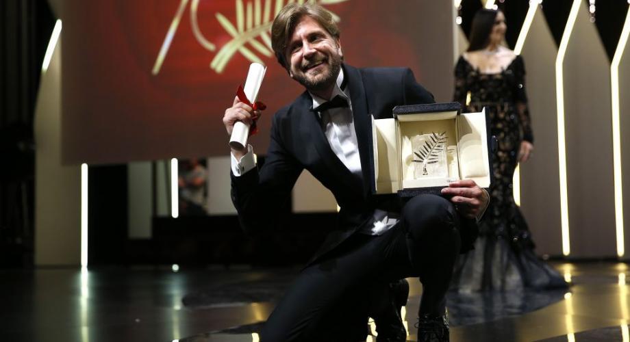 Trofeul Palme d´Or 2017 ajunge în Suedia