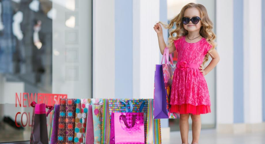În căutarea rochiței perfecte pentru copii