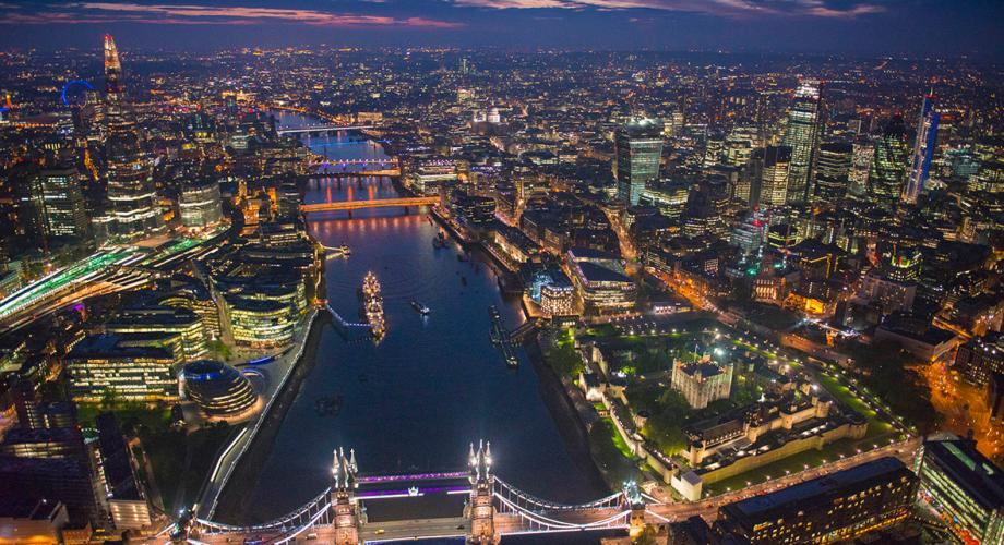 Descoperă Londra, la pas cu Romantic FM!