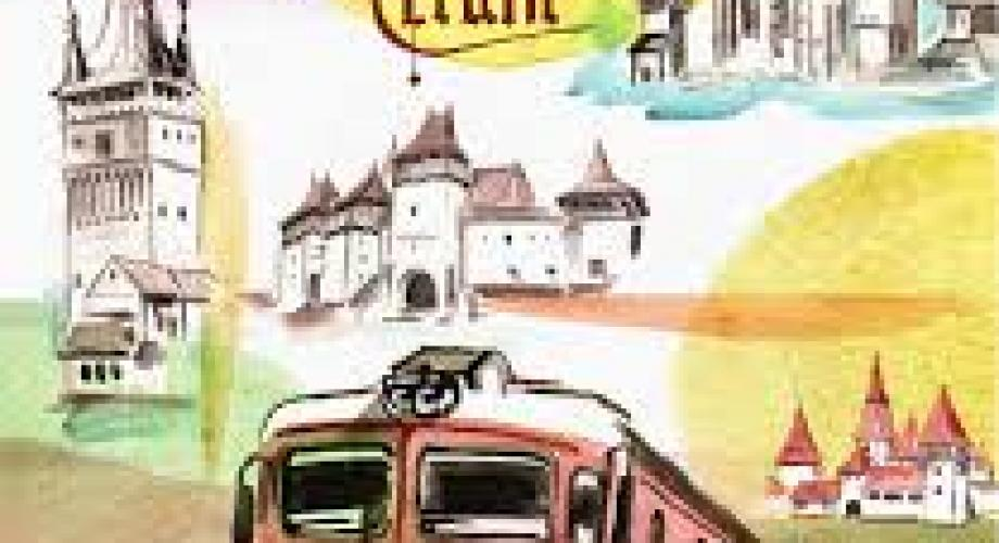 Cu Transilvania Train prin inima Ardealului