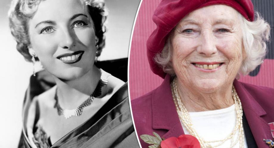 Centenara Vera Lynn, în fruntea topului cu cele mai bune vânzări în Marea Britanie