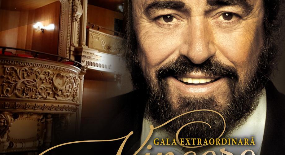 """,,VINCERO Luciano Pavarotti - Povestea unei vieți"""" pe scena Operei Naționale București"""