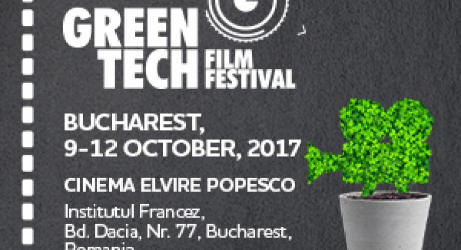 GreenTech Film Festival, primul festival de documentare dedicat tehnologiei verzi