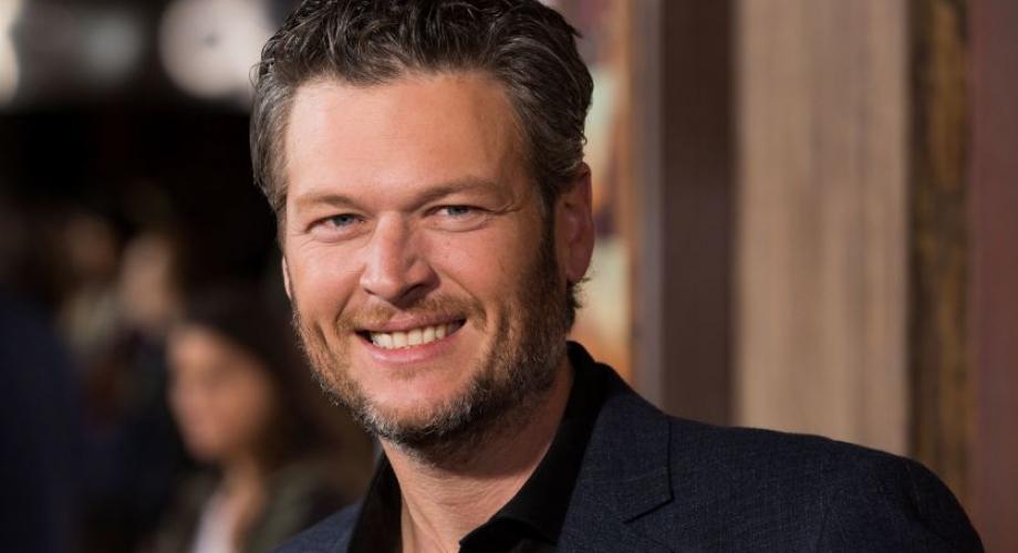 """Artistul country Blake Shelton este """"cel mai sexy bărbat în viață"""""""