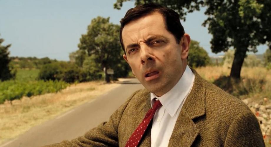 Mr. Bean, din nou, tătic