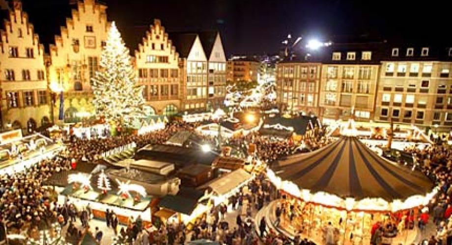 Visul vienez al sărbătorilor și elegantele târguri de Crăciun!