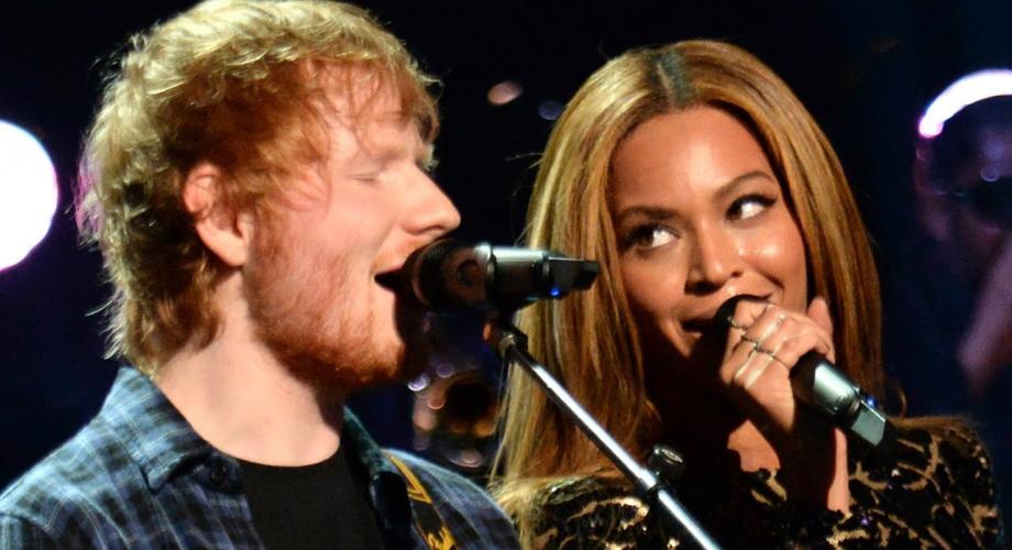"Ed Sheeran & Beyonce: ""Perfect"" (Audio)"