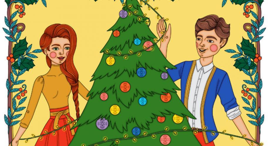 Ce cadou vrei să (îți) faci de Crăciun?