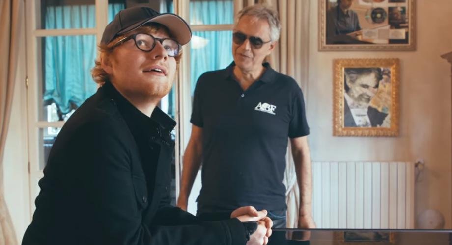 Ed Sheeran - Perfect Symphony (Video)