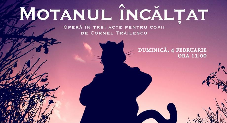 Spectacolele pentru copii revin pe scena Operei Naționale București