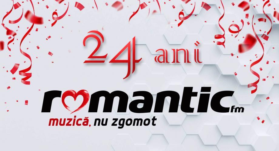 24 de ani de Romantic FM!
