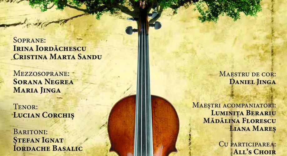 Concert Extraordinar – Ziua Culturii Naționale la Opera Națională  București