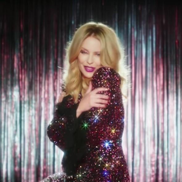 Kylie Minogue - Dancing (Video)
