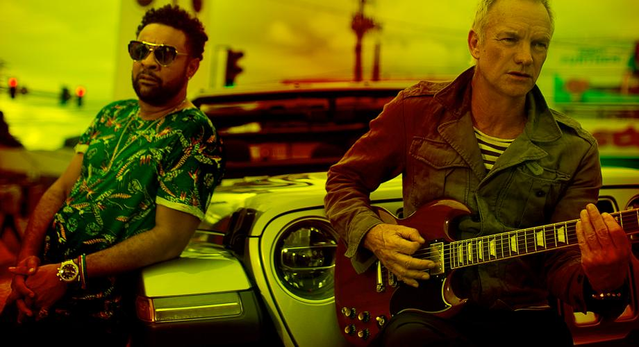 Sting & Shaggy - Don´t Make Me Wait (Video)