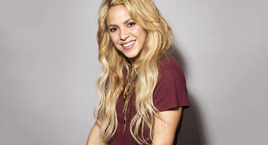 Shakira are o veste excelentă pentru admiratorii săi