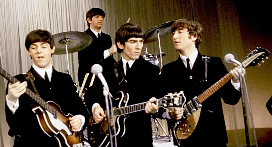 Romantic oldies - The Beatles (Video)