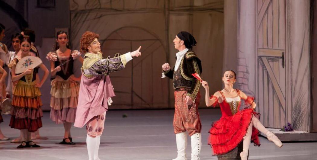 "Romantic FM vă invită la ""Don Quijote"", pe scena Operei Naționale"