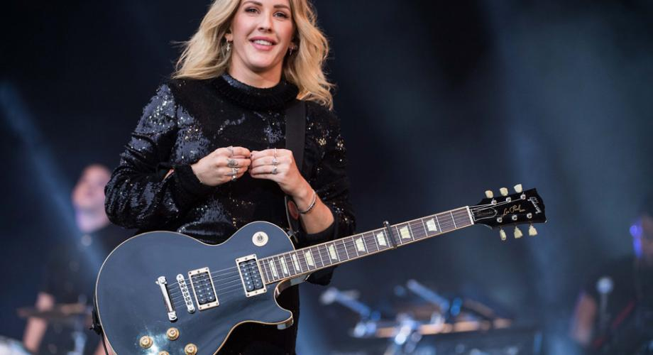 "Ellie Goulding îl place pe ""Vincent"" (Audio)"
