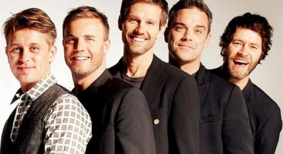 "Take That - ""How Deep Is Your Love"" (Video)"