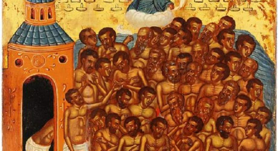 Tradiţii şi superstiţii de Mucenici