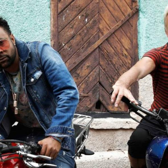 """Sting & Shaggy - """"Morning Is Coming"""" (Audio)"""