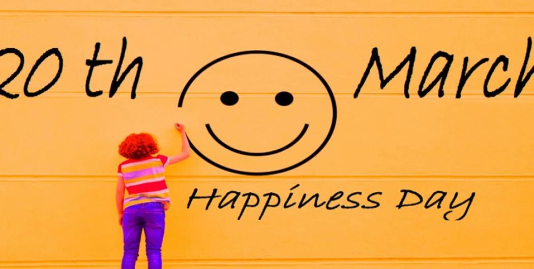 Fiți fericiți! Azi este Ziua internaţională a fericirii!