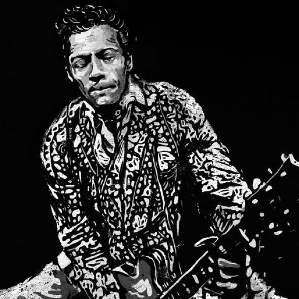 """Chuck Berry - """"Big Boys"""" (Video)"""