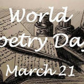 Ziua Mondială a Poeziei (World Poetry Day)