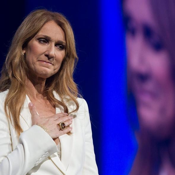 Céline Dion și-a anulat concertele din cauza problemelor de sănătate