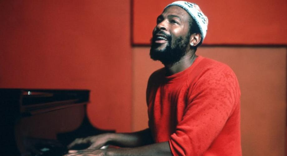 """Marvin Gaye - """"I Heard It Through The Grapevine"""" (Video)"""