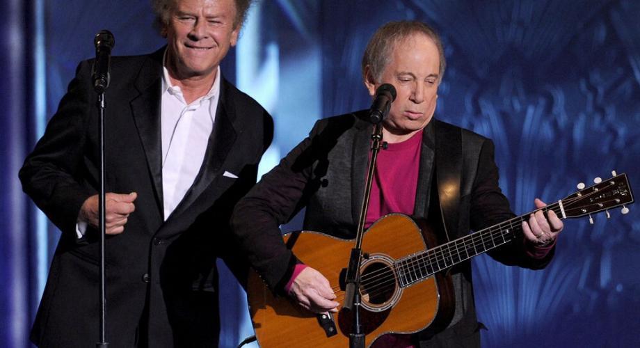 "Simon & Garfunkel - ""Bridge Over Troubled Water"" (Video)"