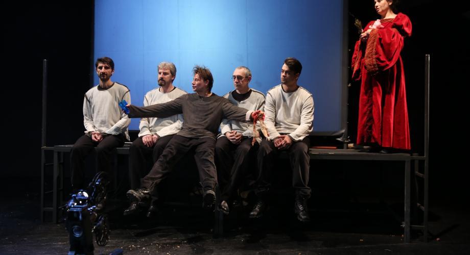VIFORUL, noua premieră a Teatrului Naţional din Bucureşti!