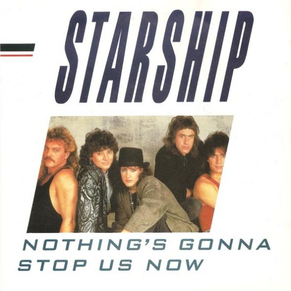 "Starship - ""Nothin's Gonna Stop Us Now"" (Video)"