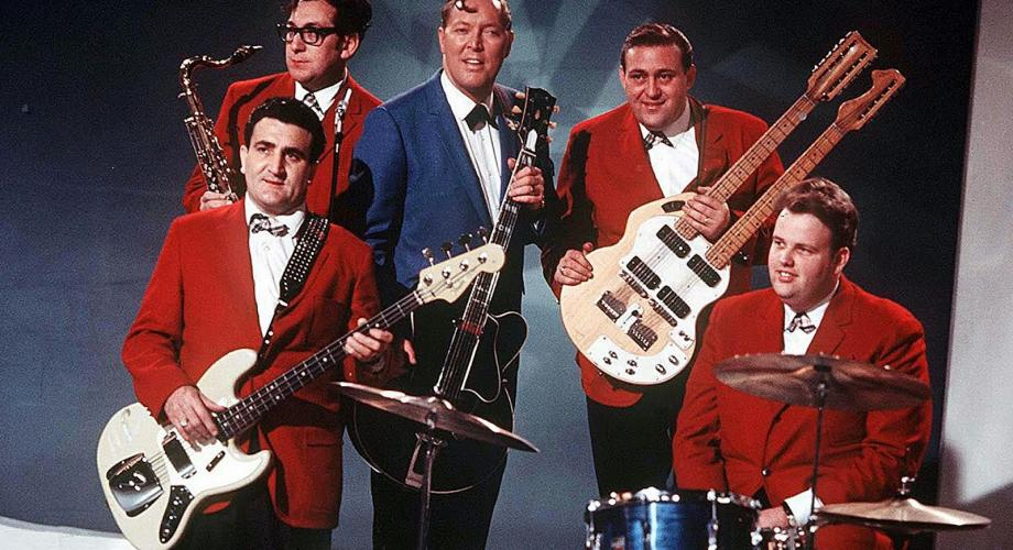 "Bill Haley & His Comets - ""Rock around the clock"" (Video)"