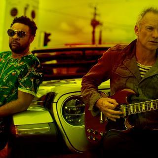 "Sting & Shaggy lansează ""44/876"""