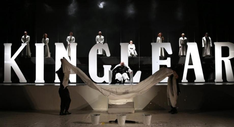 """Romantic FM vă propune: """"Regele Lear"""", un show de o modernitate provocatoare"""
