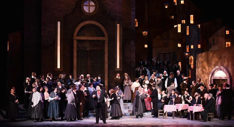 Cavalleria Rusticană & Pagliacci  la Opera Naționă București