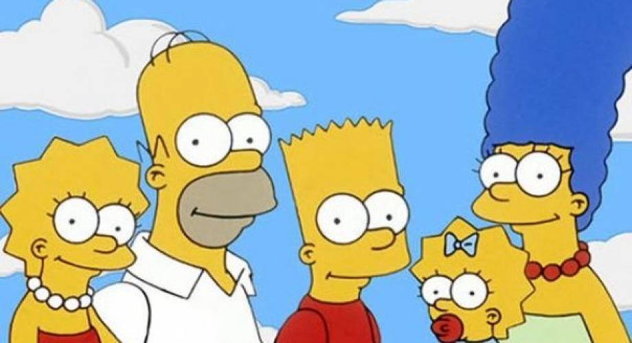 """""""Familia Simpson"""" face istorie"""