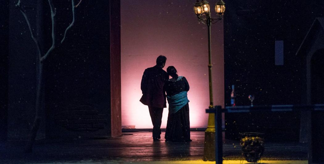 """""""La Bohème"""", de Giacomo Puccini, pe scena Operei Naționale București"""