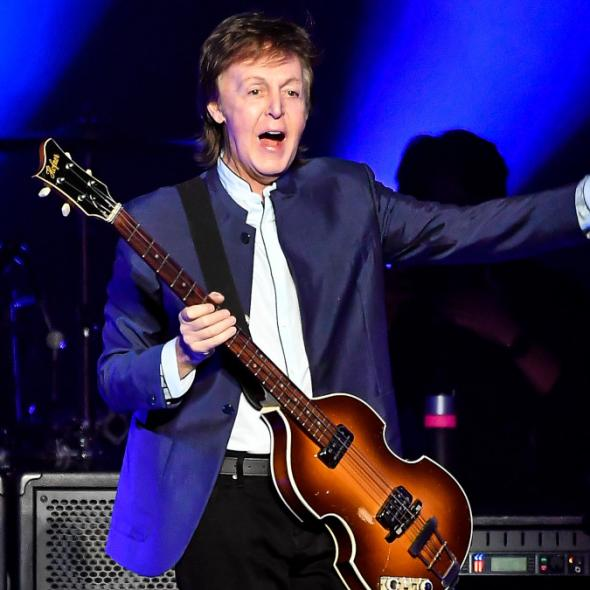 "Paul McCartney & Wings: ""Silly Love Songs"" (Video)"